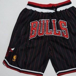 NEW NBA Just Don Basketball Shorts Classics Shorts